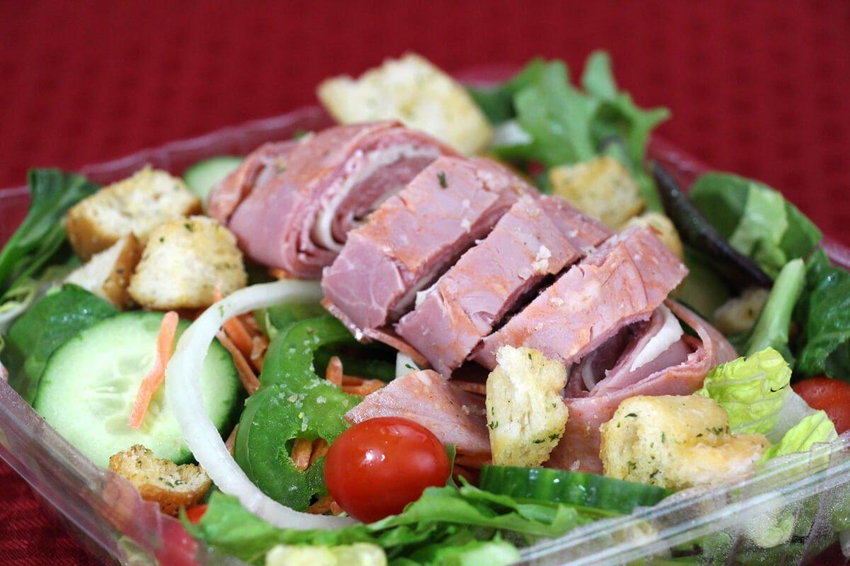 Pizza 911 Menu Item Antipasto Salad