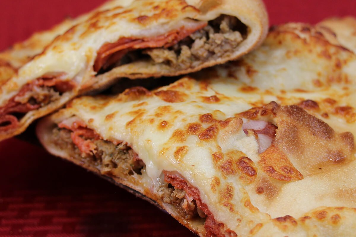 Pizza 911 Menu Item Calzone