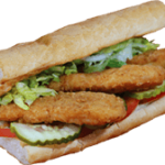 Chicken Finger Hot Subs Pizza 911