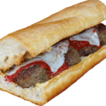 Meatball Parmesan Hot Subs Pizza 911