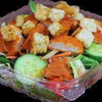 Buffalo Chicken Salads Pizza 911