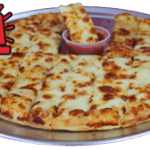 Cheesy Breadstix Pizza 911