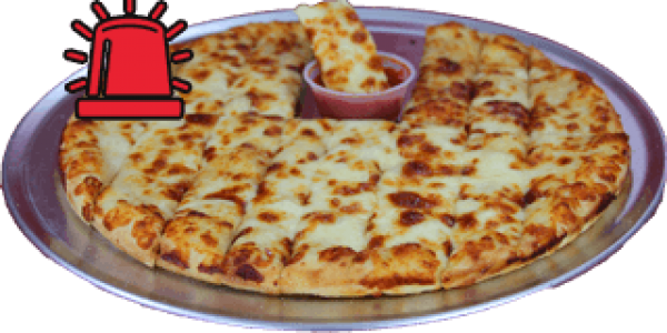 Cheesy Breadstix