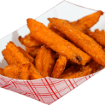 Sweet Potato Fries Side Orders Pizza 911