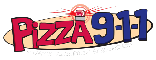 Pizza 911 of New Hampshire Logo